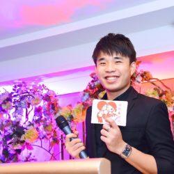 event emcee singapore