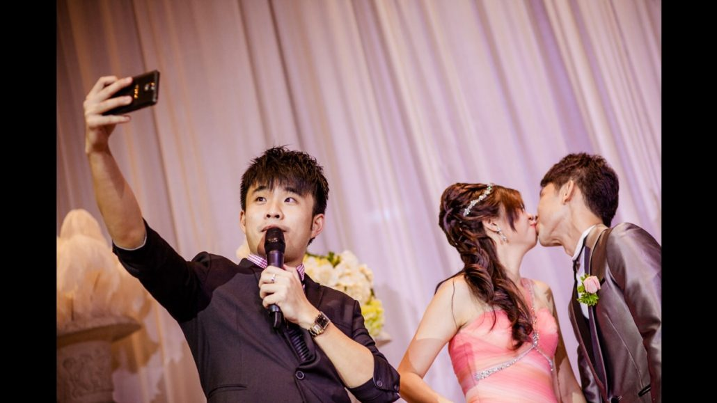 wedding emcee services in singapore