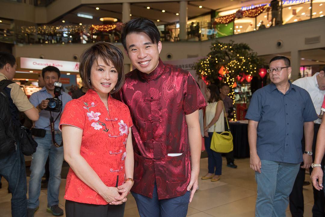 Chinatown CNY Celebration