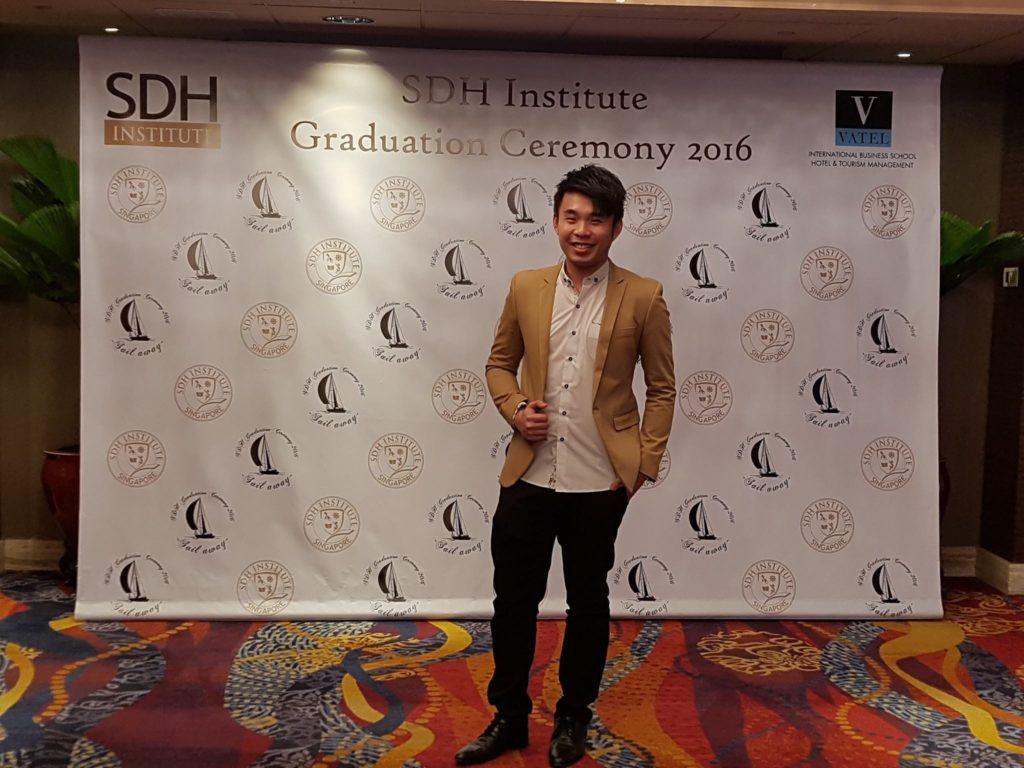 NDH Institute Graduation Ceremony 2016