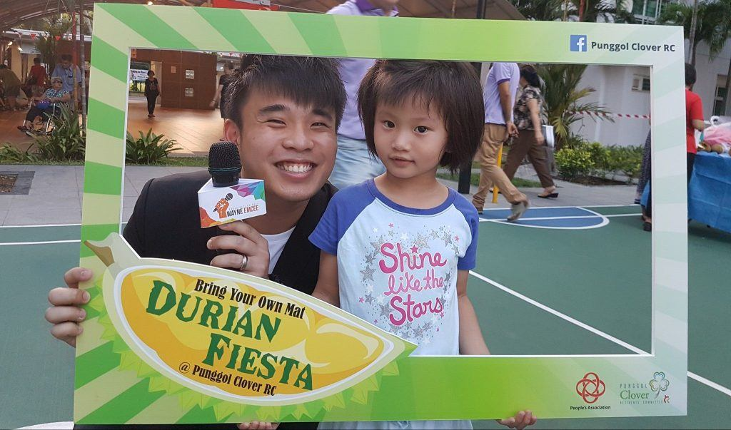 Durian Fiesta With Punggol Clover RC