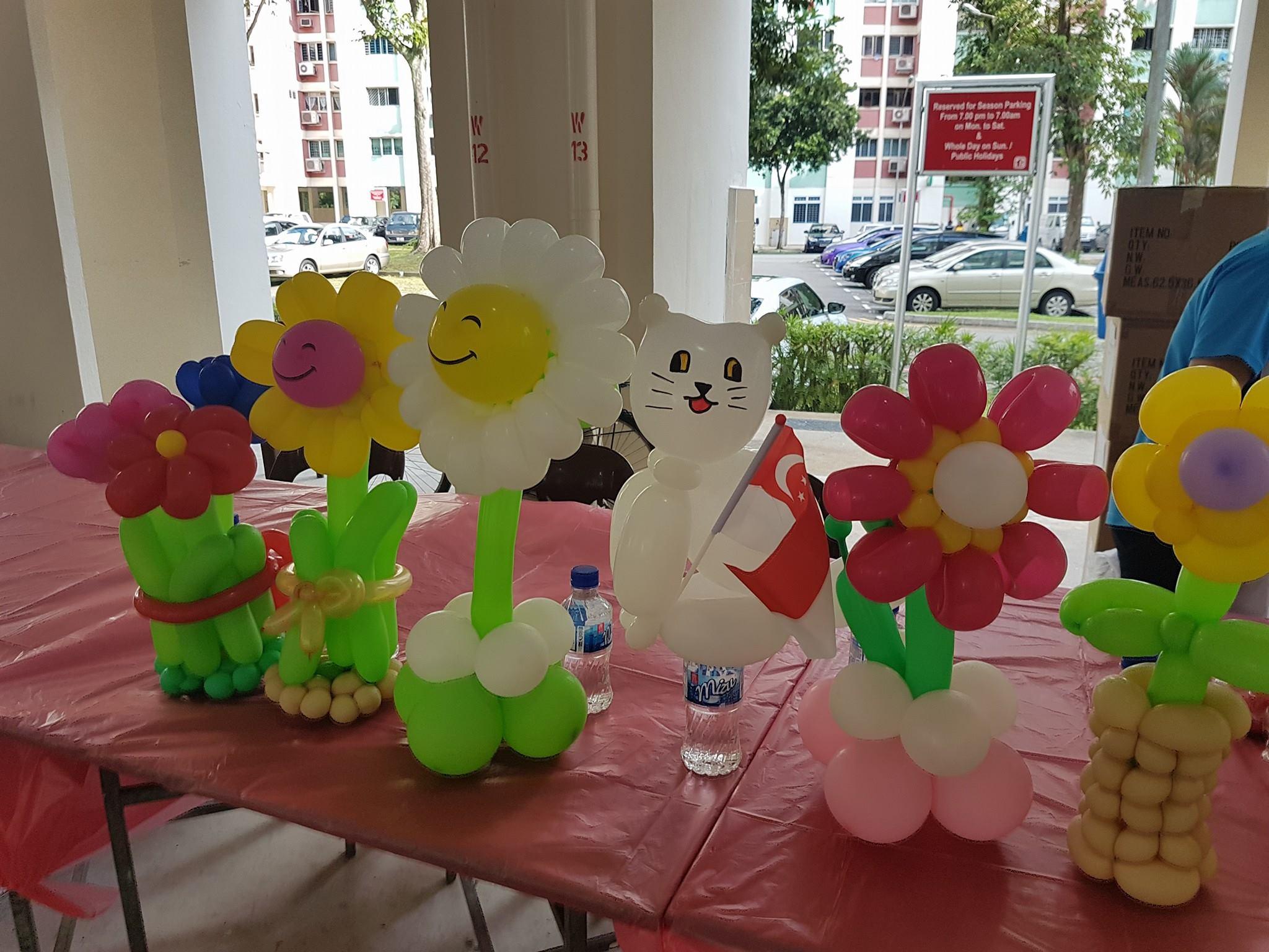 national day celebration at yishun