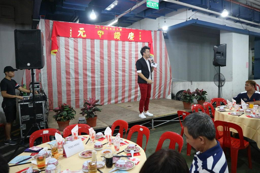 Sin Ming Autocare Merchant Association's 7th month dinner