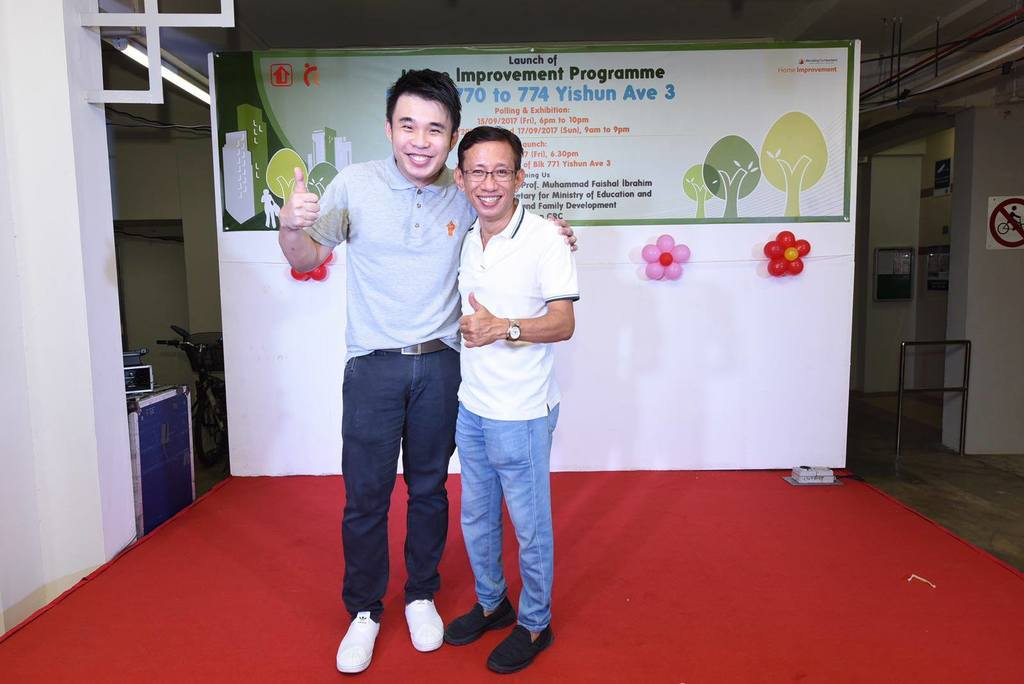 Nee Soon Central Zone 4 RC Home Improvement Programme