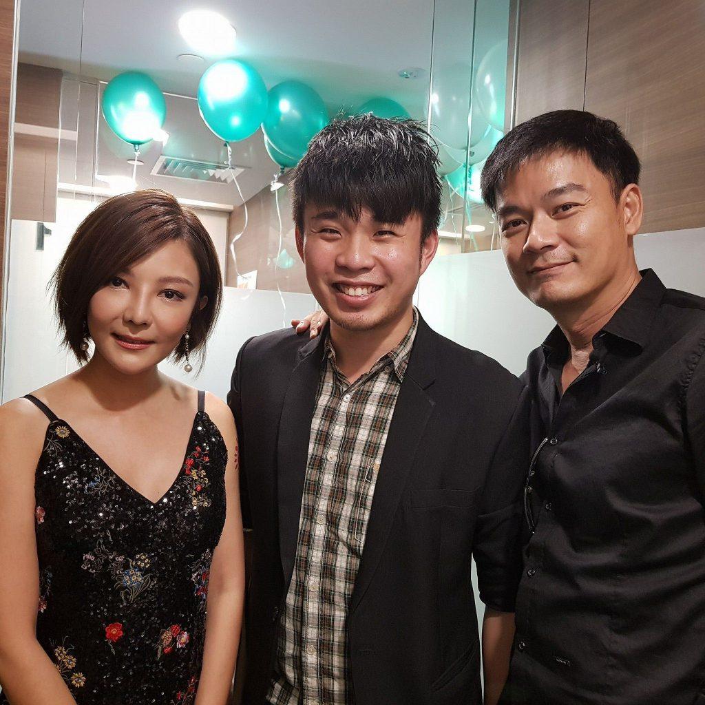 Emcee Hosting With Oriental Hair Solutions